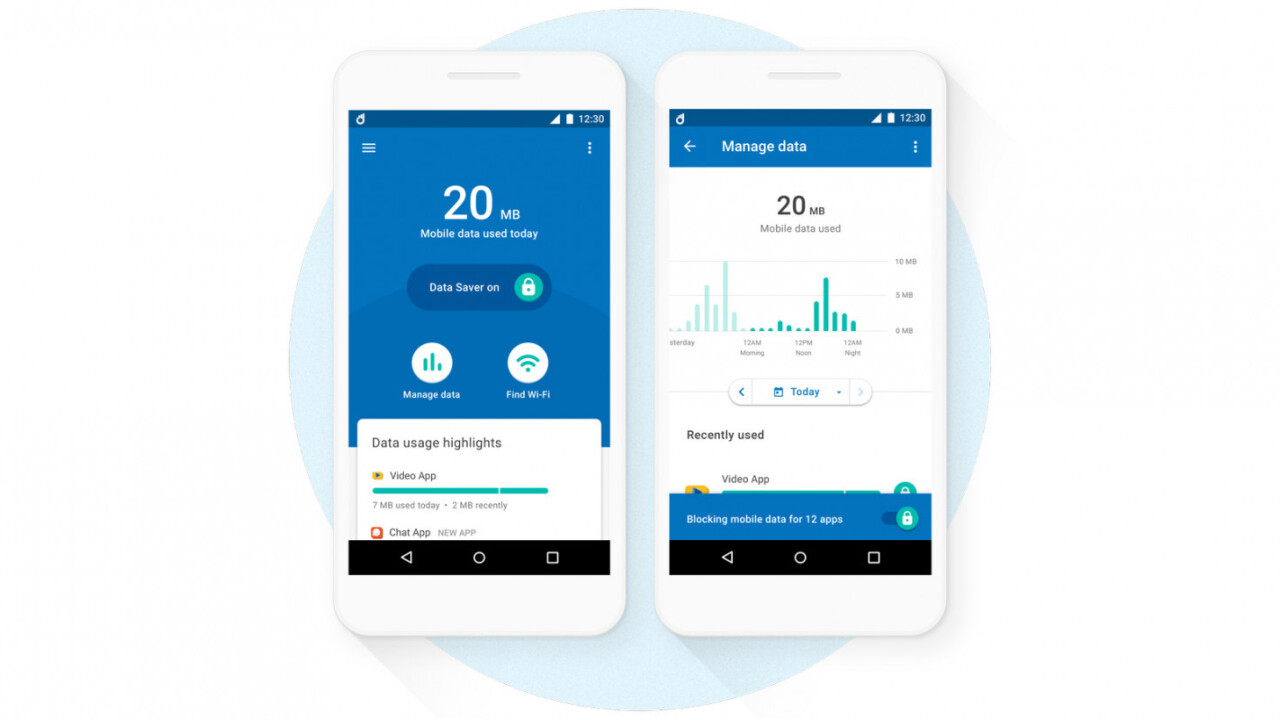 Google's data saver app for Android gets a Wi-Fi finder and a new name