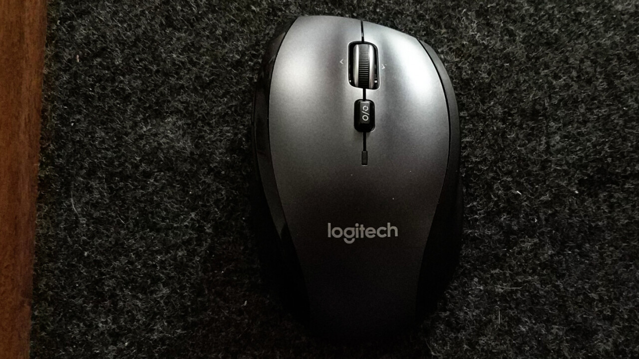 Let me tell you how much I love my new mouse