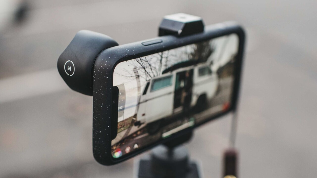 Moment's iPhone X cases turn it into an interchangeable lens camera