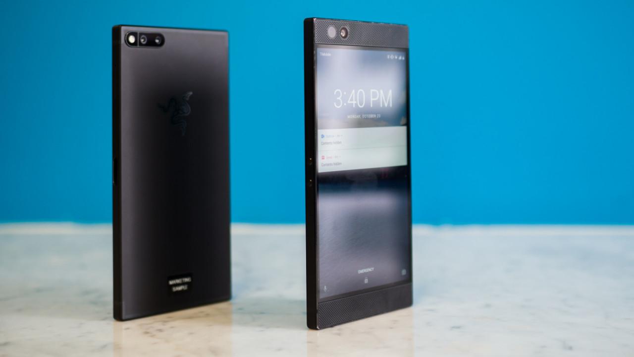 Leak: The Razer Phone 2 apparently missed the bezel-less memo