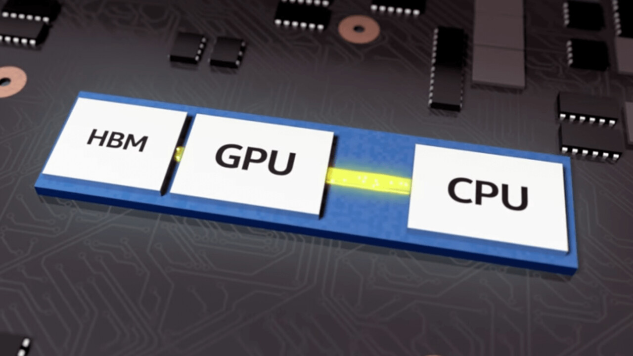 Intel and AMD team up on tiny CPU/GPU combo as pigs evolve flight