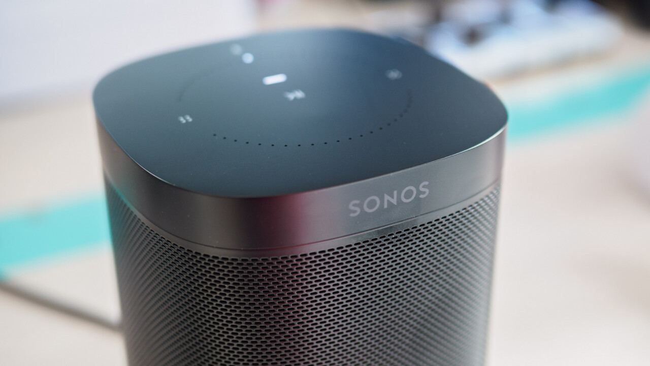 Sonos will announce an Alexa-powered home theater speaker on June 6