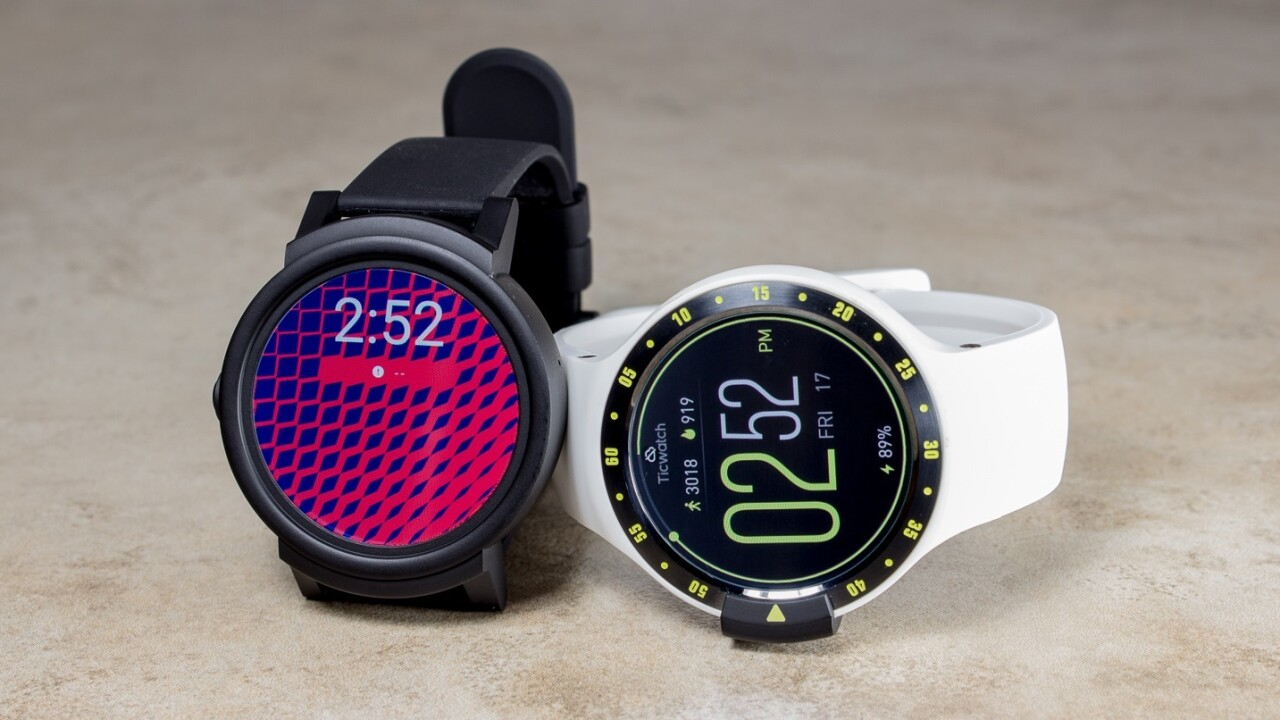 Review: These sexy smartwatches know how to flex Android Wear 2.0