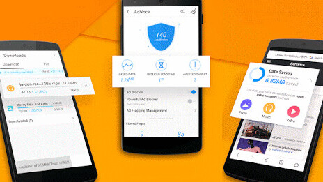 UC Browser claims a single setting got it booted from Google Play after 500 million downloads
