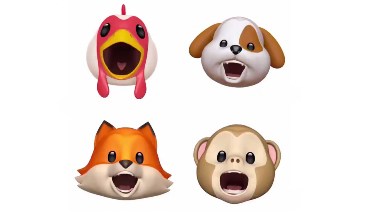 Animoji karaoke almost makes the iPhone X worth its $1,000 price tag