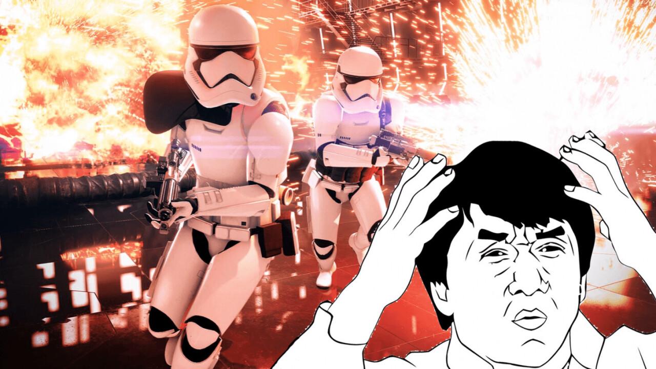 EA removes Battlefront 2 refund option as gamers cancel pre-orders en masse [Update: False alarm]