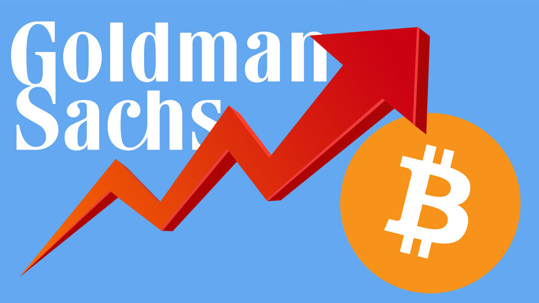 Goldman Sachs VP predicts Bitcoin could soon hit $8,000