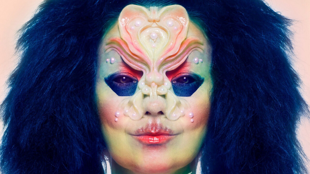 Björk's blockchain-based music project breathes life into a dying industry