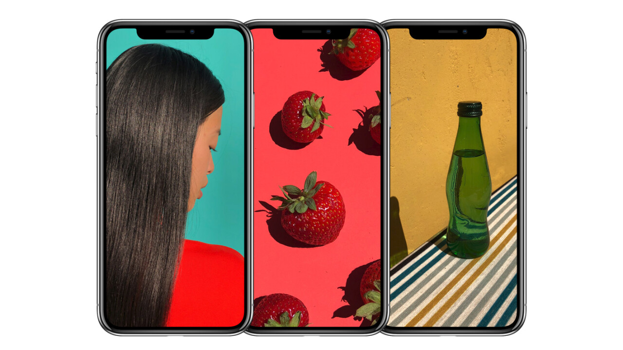 Apple is reportedly making 2 larger iPhone X successors next year