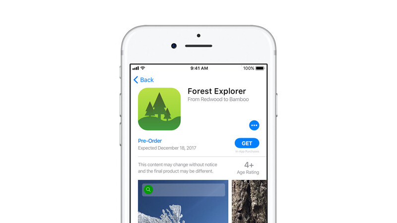Apple now lets devs accept pre-orders for iOS and macOS apps