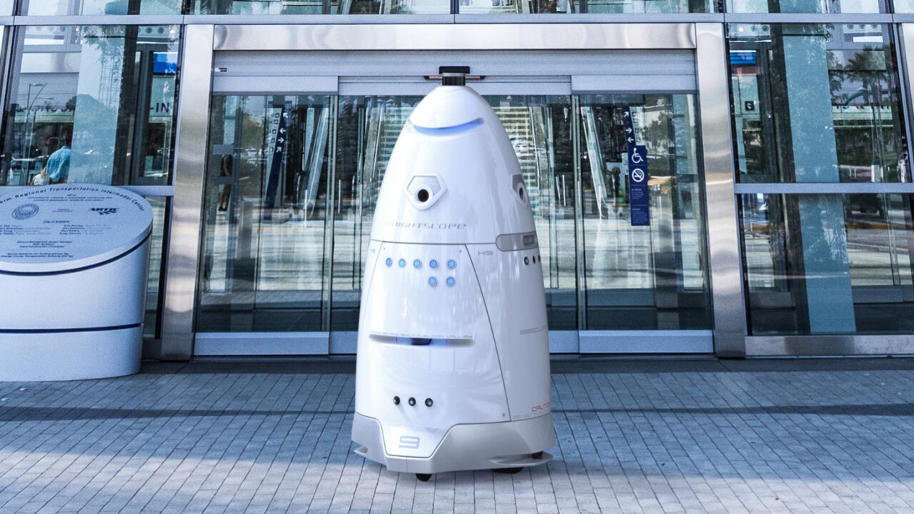 The SPCA's use of a security robot signals a hellish future for our cities