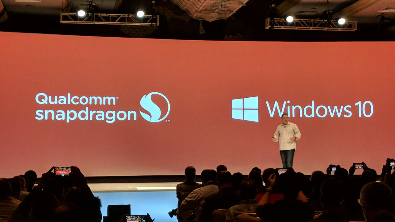 Microsoft and Qualcomm's 'Always Connected PCs,' explained