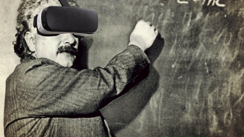 Coming in 2018: The first VR Nobel Prize experience