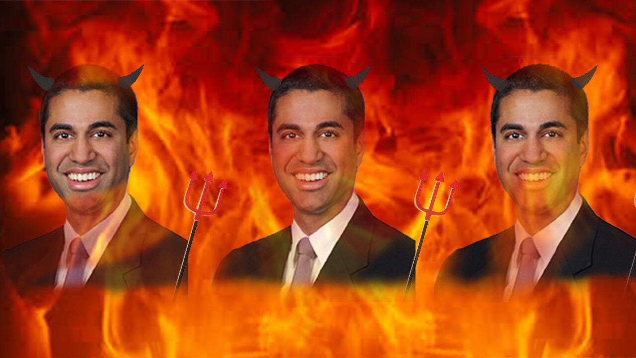If FCC Chairman Ajit Pai wants to 'set the record straight' on net neutrality he should stop lying