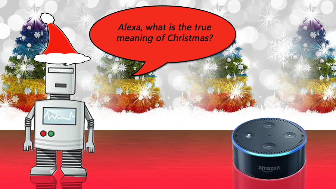 Amazon's Alexa gets a visit from Santa Claus in latest update
