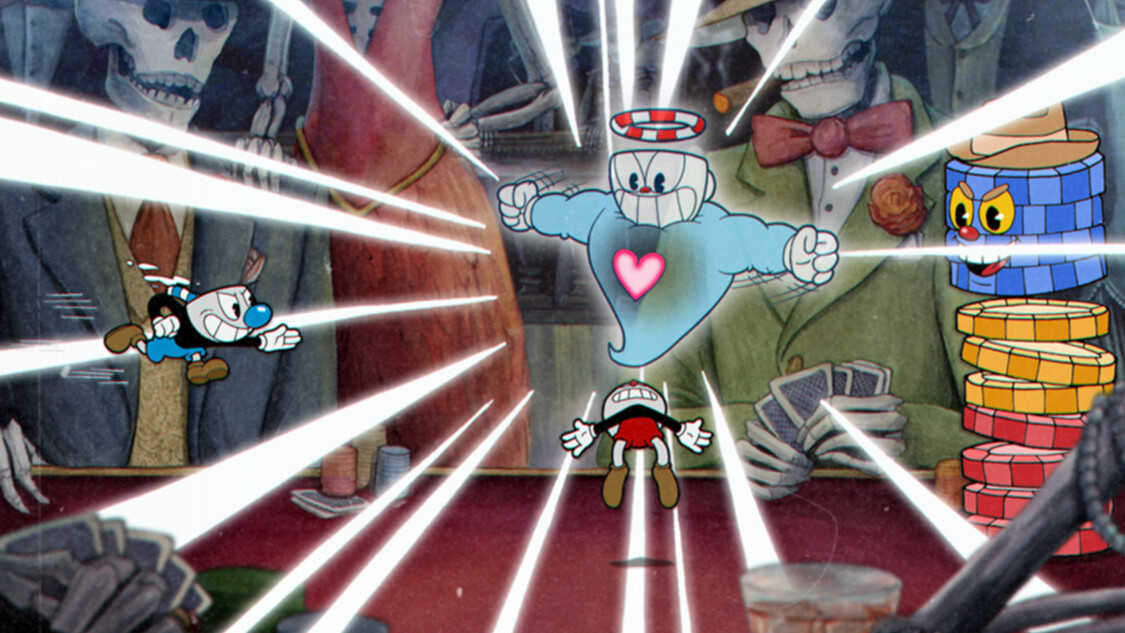 Cuphead is coming to Teslas and I pity the drivers