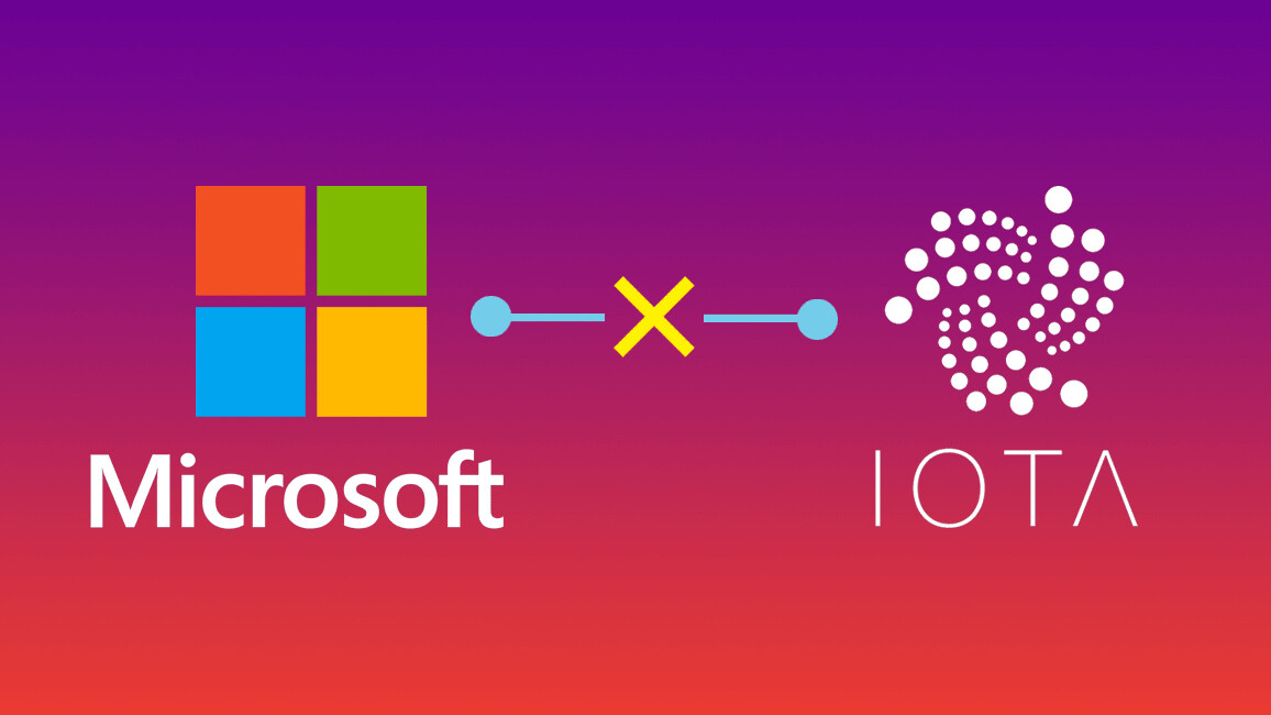 IOTA clarifies it has no formal partnership with Microsoft [UPDATED]