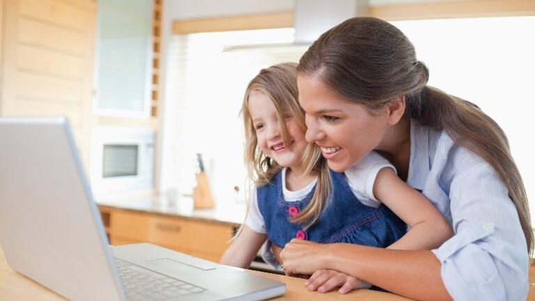 How technology can help you and your kids long as you let it