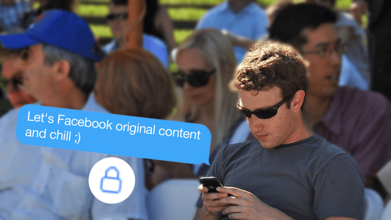 Facebook is testing 'private comments' to save you from idiots