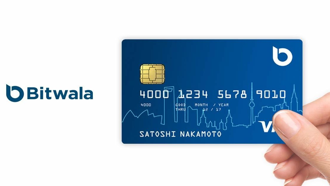 It was launched Cryptex Card - the world's first prepaid Bitcoin ATM card - NOCASH ® de 20 ani