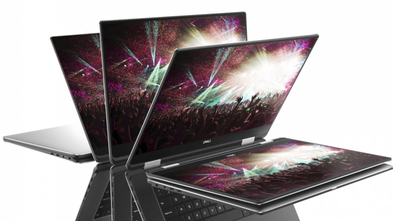 Dell's XPS 15 2-in-1 comes with Intel's new AMD-powered graphics