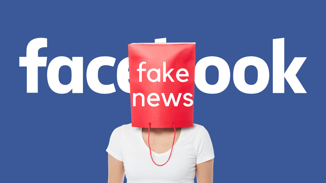 Facebook uncovers yet another fake news campaign