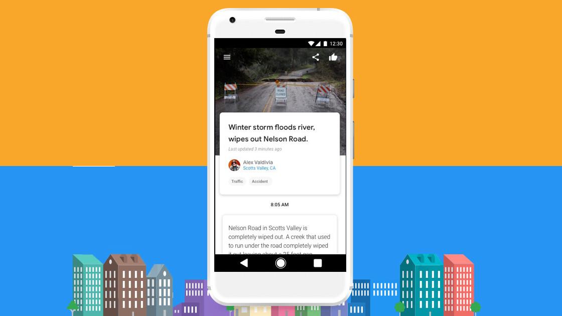 Google is building Bulletin, a hyperlocal community news service