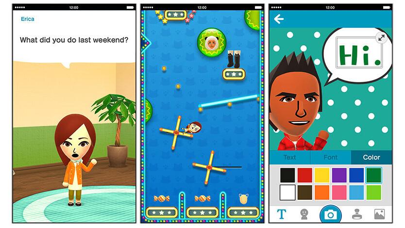 Nintendo is shutting down its Miitomo social app in May