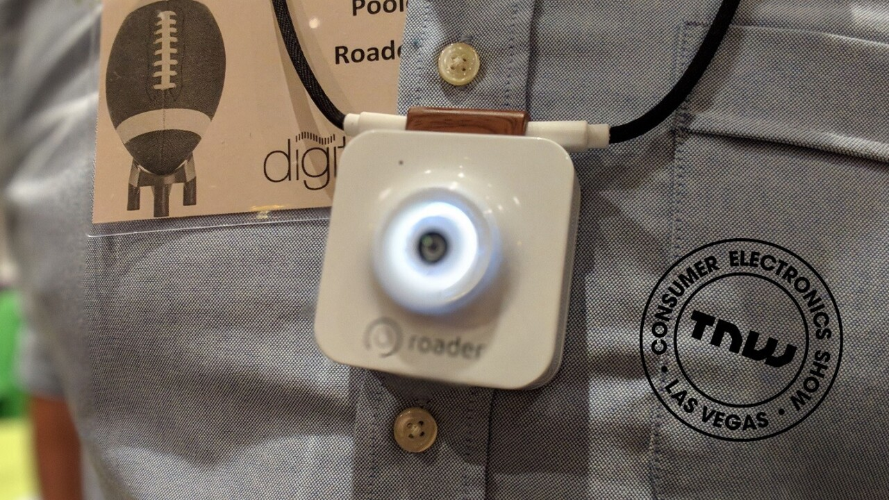 Time Machine Camera captures video before you hit record