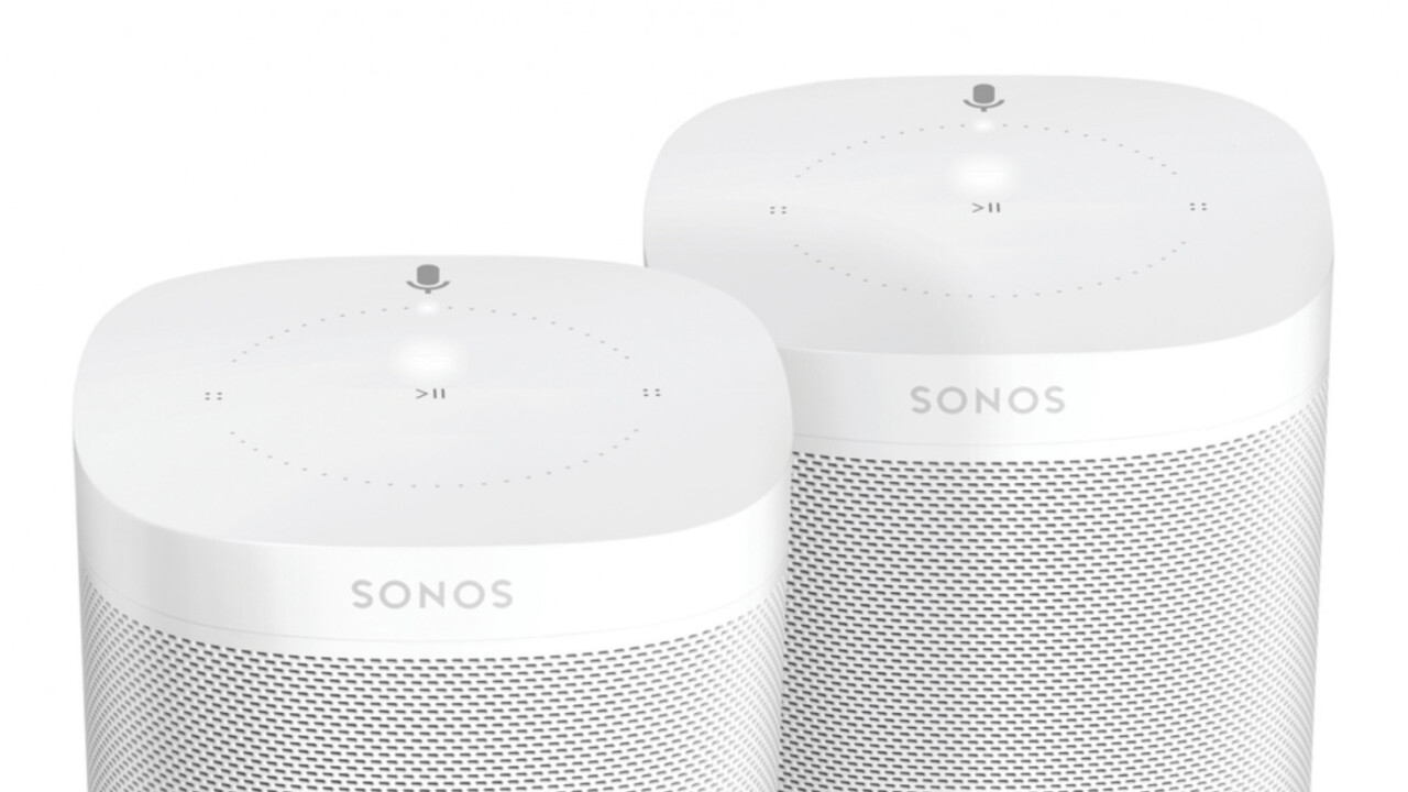 Sonos bundles two speakers for the price of one HomePod