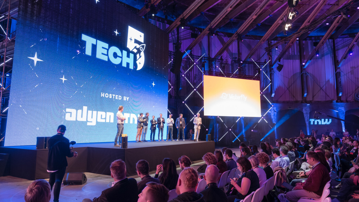 Tech5, the yearly hunt for Europe's fastest growing start-ups, starts today