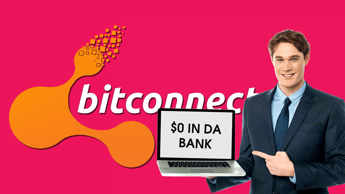 BitConnect promoters cover their asses as site struggles with server downtime