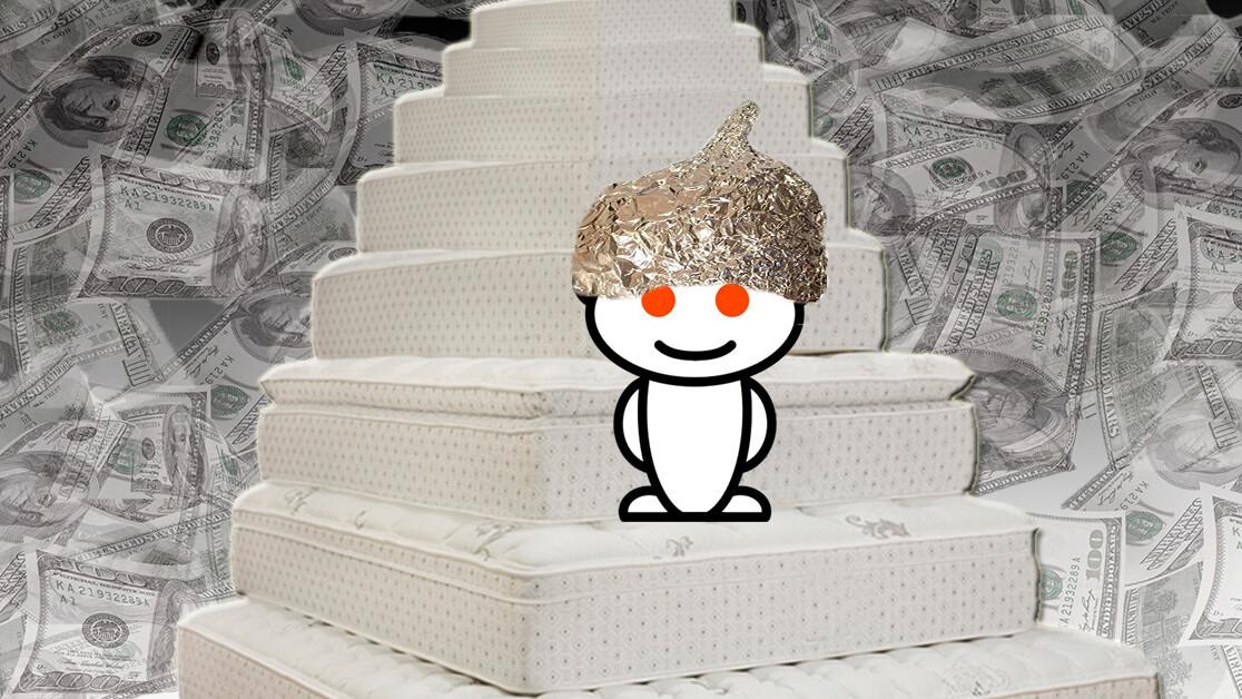 A Reddit mattress conspiracy theory got even weirder after top comment got deleted