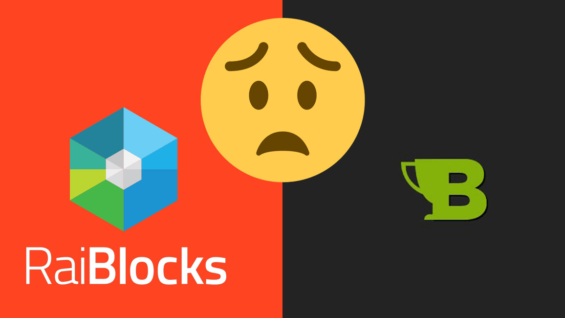 Here is why the price of RaiBlocks suddenly dropped by 20 percent