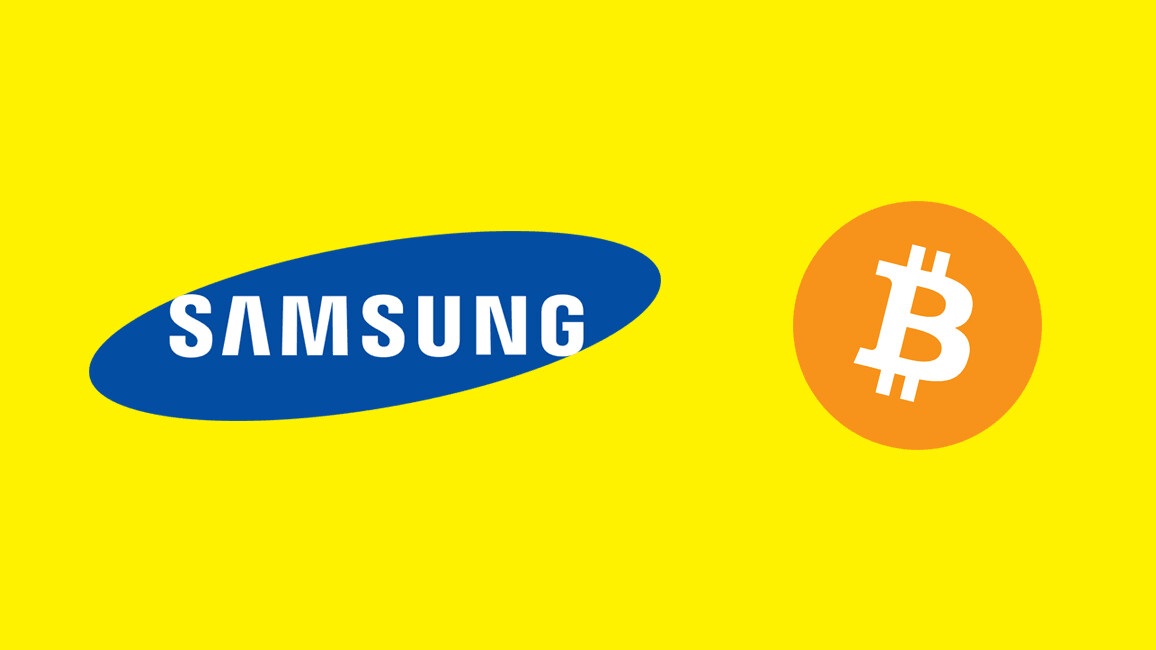Samsung is reportedly manufacturing cryptocurrency mining hardware