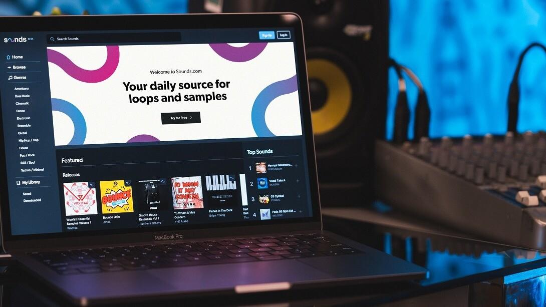 Native Instruments new Sounds.com is a music-maker's wet dream