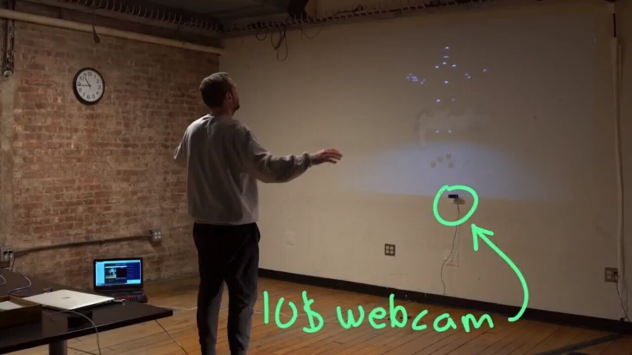 Programmers use TensorFlow AI to turn any webcam into Microsoft Kinect