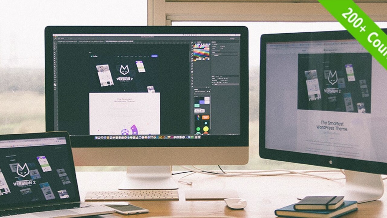 Learn animation, Photoshop, 3D graphics, all your digital design needs…for only $19