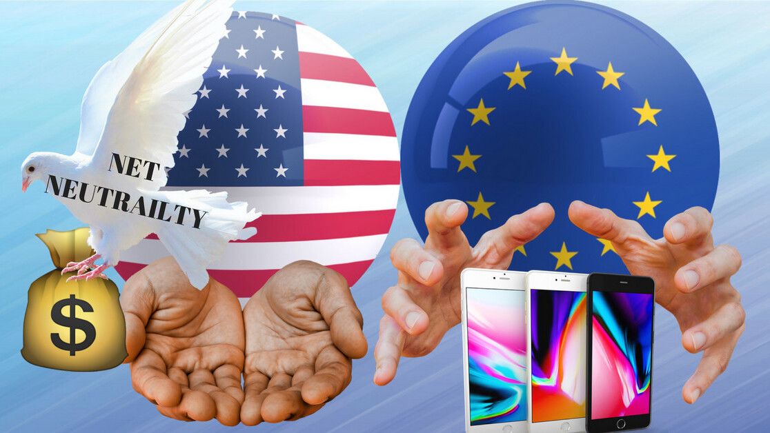As US dismantles net neutrality, will EU tighten its grip on mobile operators?