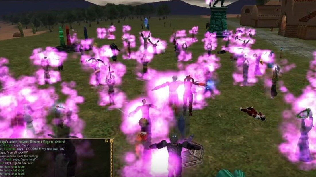 Historians battle publishers for the right to resurrect dead MMOs