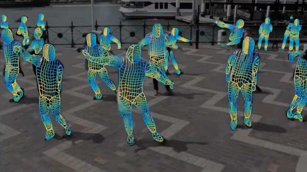 Facebook's body-swapping AI has Hollywood written all over it
