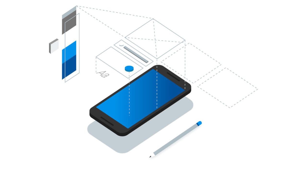 Google's Flutter framework for building iOS and Android apps launches in beta