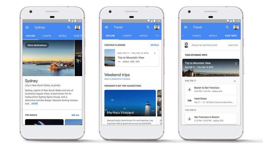 Google now lets you book hotels and flights right from search results