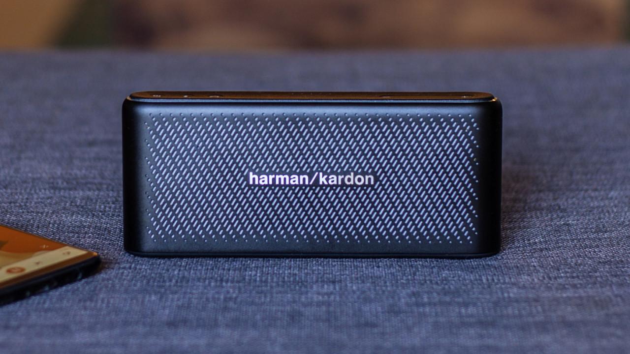 Harman Kardon's Traveler speaker puts detailed sound in your