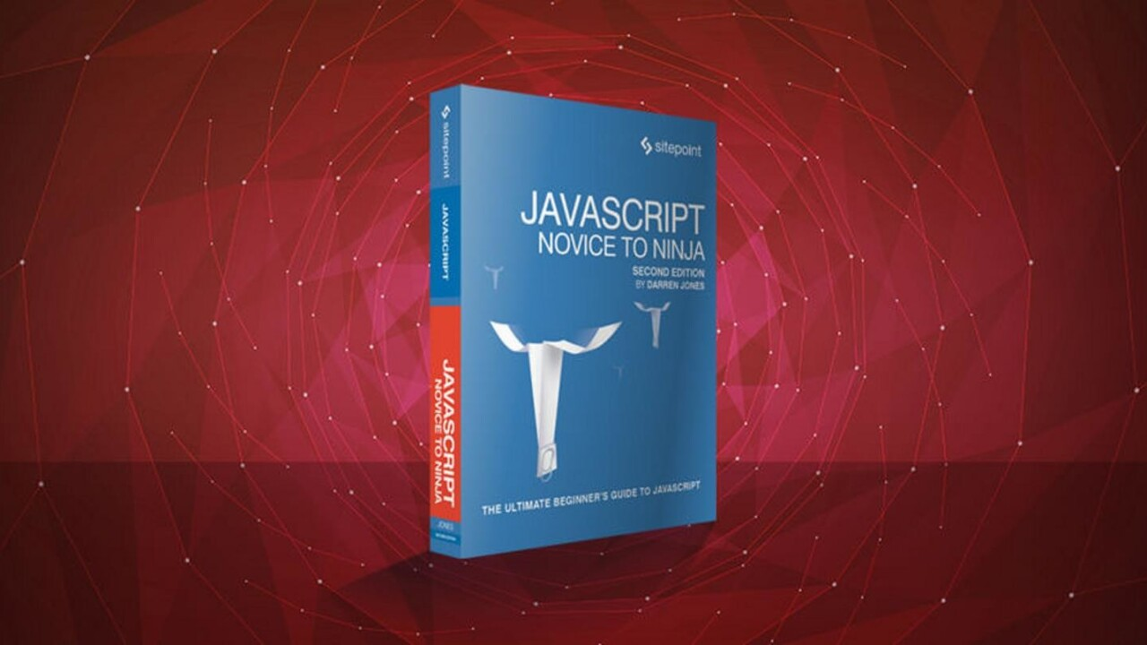 This $29 JavaScript eBook helps you learn with ease