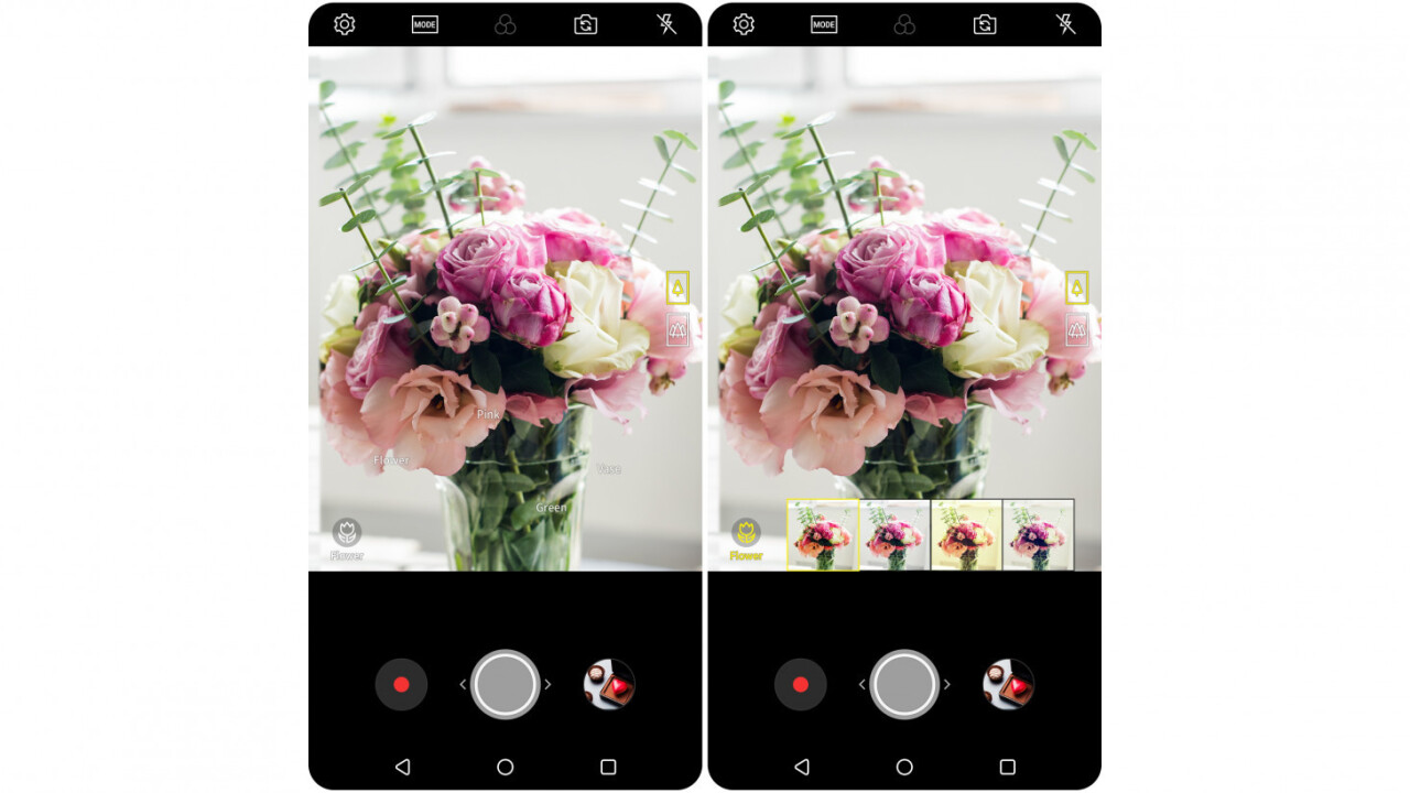 LG's V30 follow-up will feature an AI-powered camera to rival Huawei's Mate 10