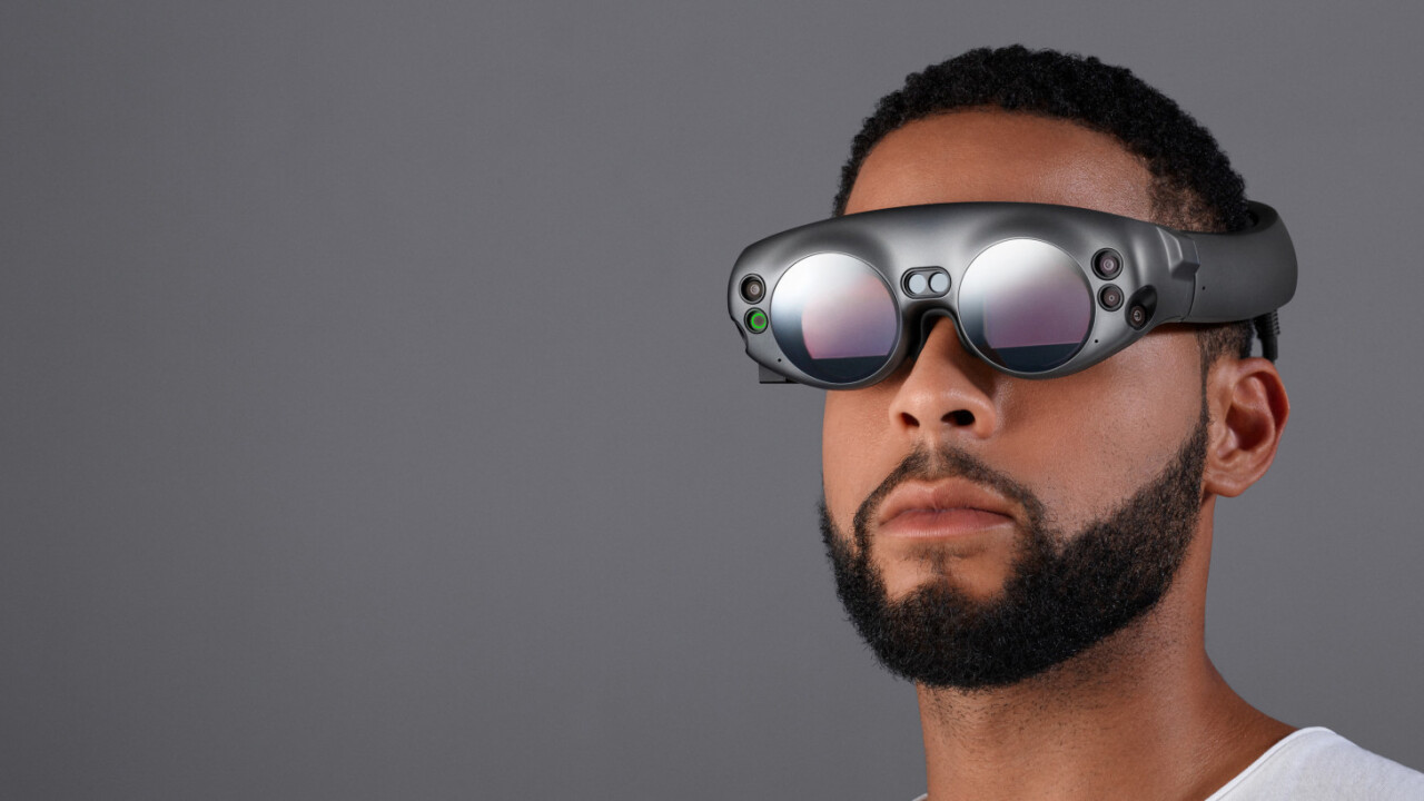 Magic Leap thinks you'll wear its pricey AR glasses to watch NBA games