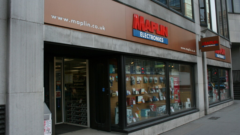 In a sad day for UK geeks, Maplin enters administration