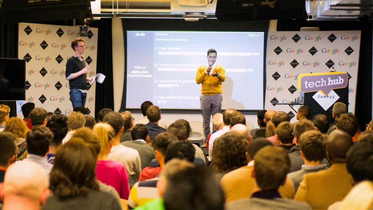 Full steam ahead: A look into London's tech scene
