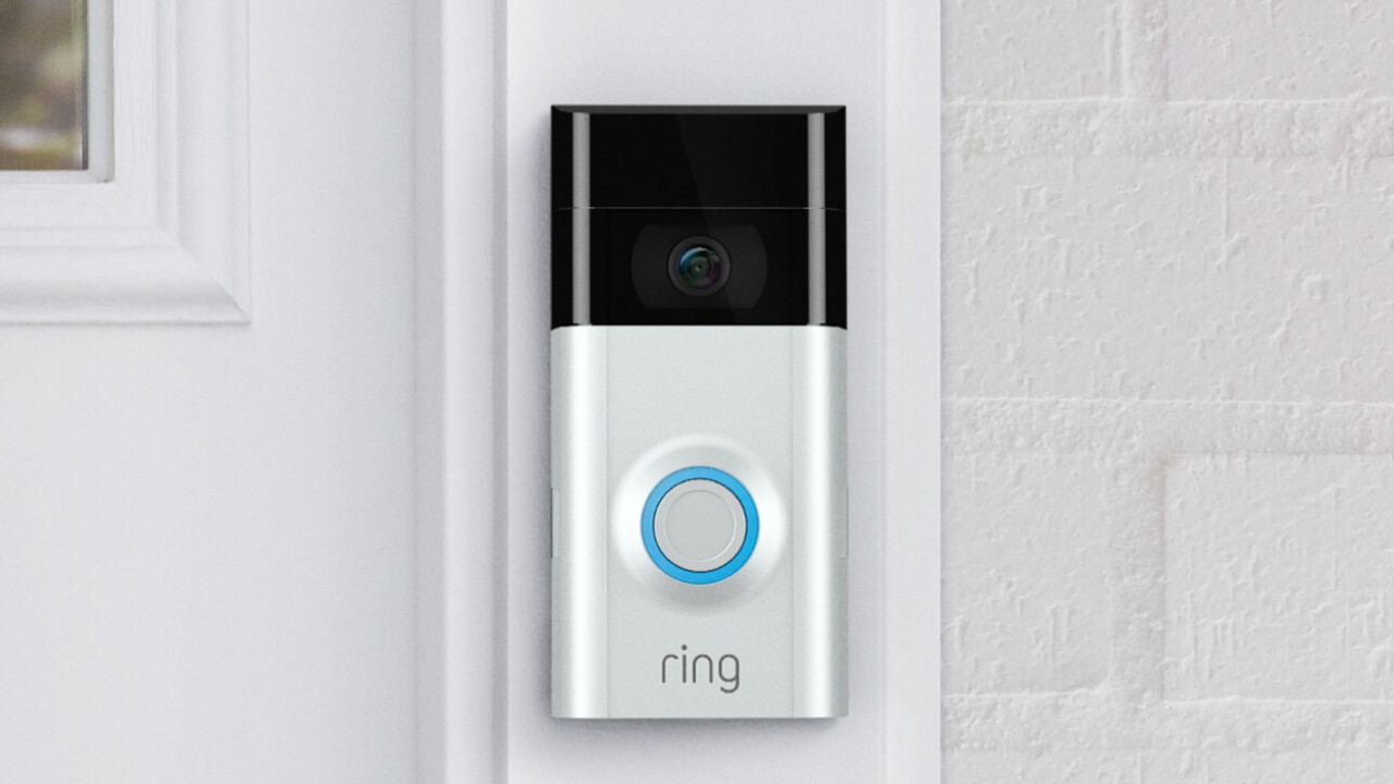 Amazon acquires Ring's home security business for $1 billion